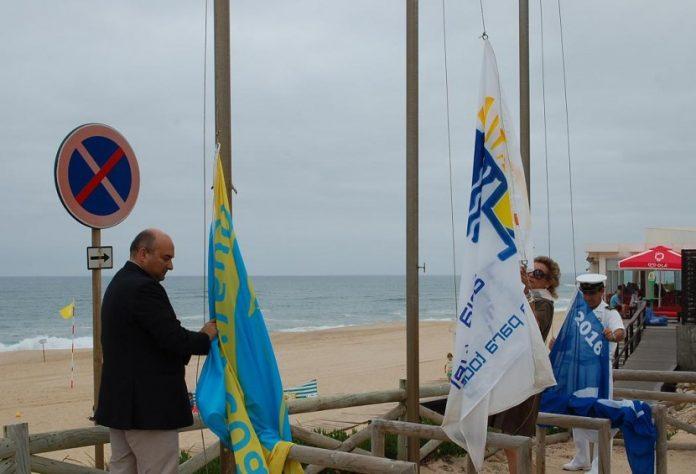 Galardões balneares continuam a aumentar na costa do concelho de Torres Vedras