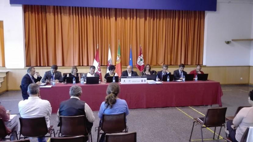 Executivo municipal de Torres Vedras reuniu-se nos Campelos