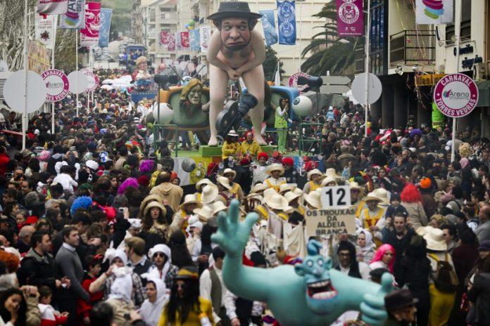Torres Vedras entrega candidatura do Carnaval a Património Nacional Imaterial