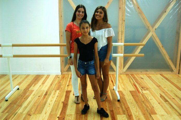 Rafaela, Júlia e Joana: a história de três torrienses que levam as artes mais longe