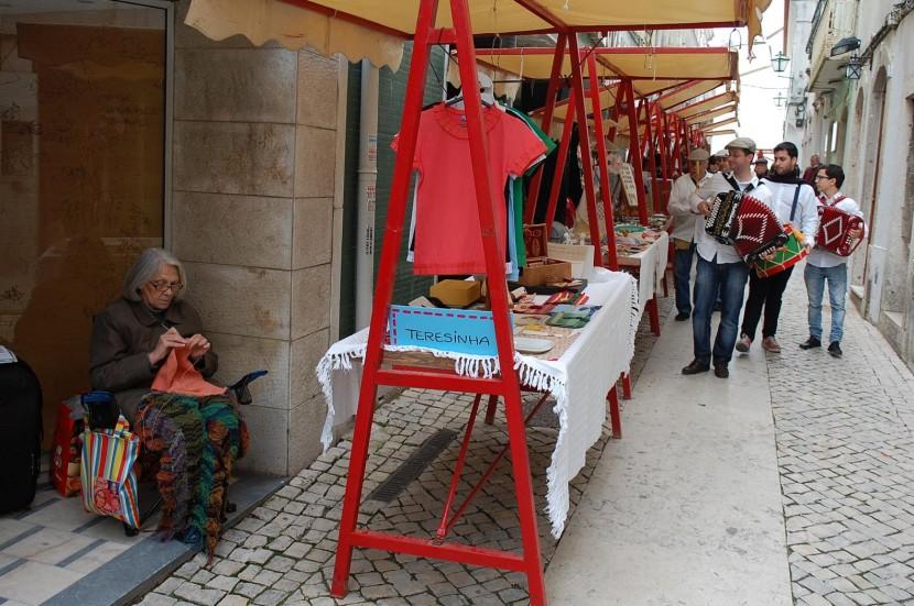 """Campo """"visita"""" de novo a cidade em Torres Vedras…"""