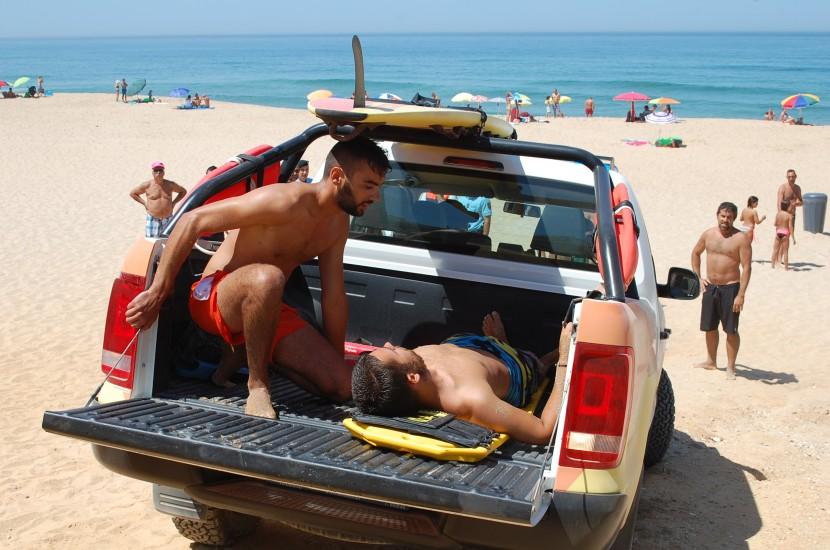 "Projeto ""Praia Segura"" foi testado na Praia da Vigia"