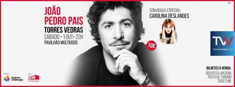 João Pedro Pais - Quase esgotado!