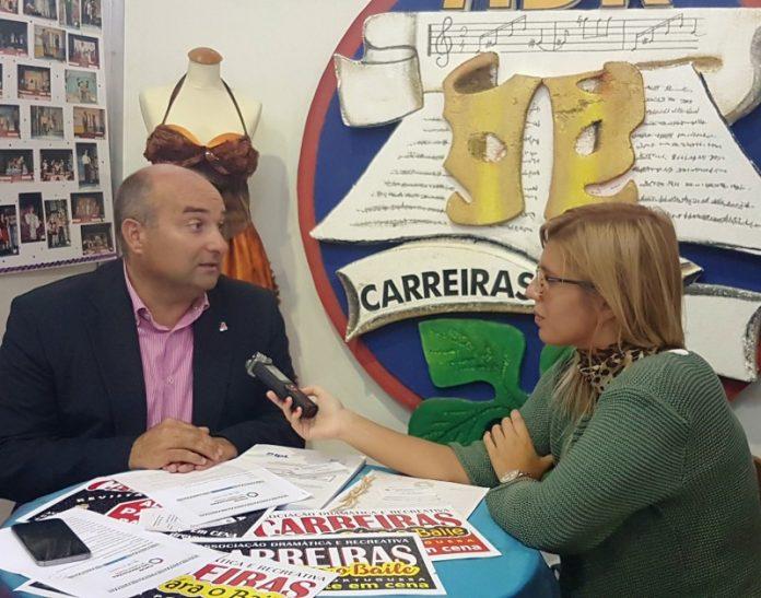 Carlos Bernardes e o 1º Fórum das Associações: