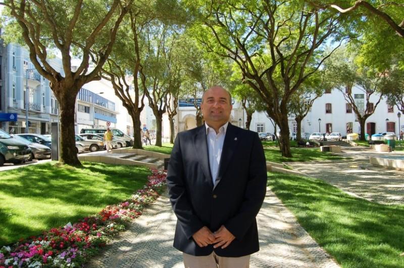 Autárquicas 2017: Carlos Bernardes é o candidato do PS à Câmara Municipal de Torres Vedras