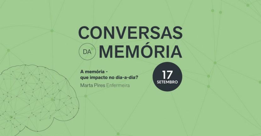 """""""Conversas da Memória"""" voltam este Sábado a Torres Vedras"""