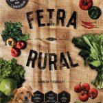 cartaz feira rural