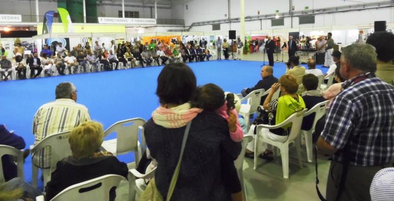 1º Fórum das Associações de Torres Vedras arrancou no Pavilhão Multiusos da Expotorres