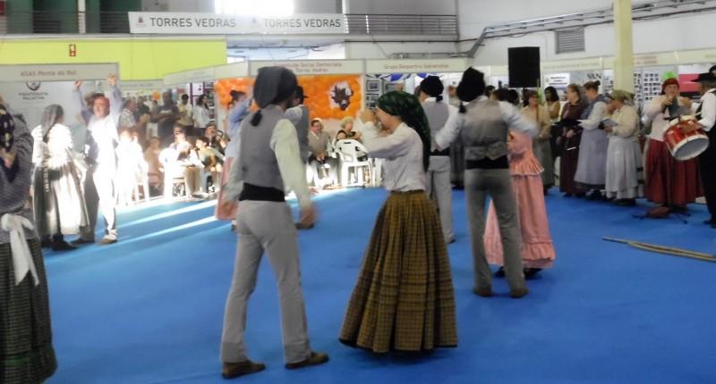 Rancho Folclórico do Furadouro encerra a programação do 1º Fórum das Associações