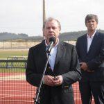 Paúl vê inaugurada a Pista Municipal de Atletismo Carlos Lopes