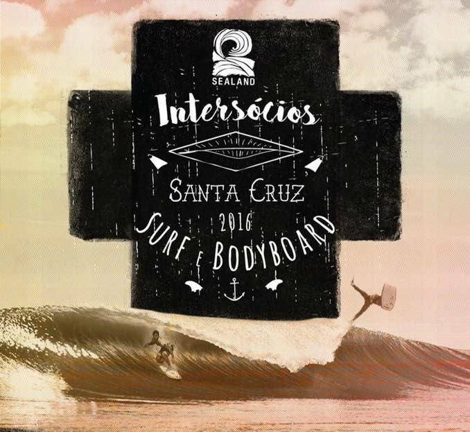 Títulos Surf e Bodyboard intersócios Sealand decidem-se Sábado