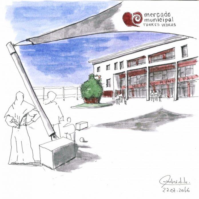 """Mercado Municipal de Torres Vedras acolhe """"(a)Riscar o Património - Jornadas Europeias do Património Cultural"""
