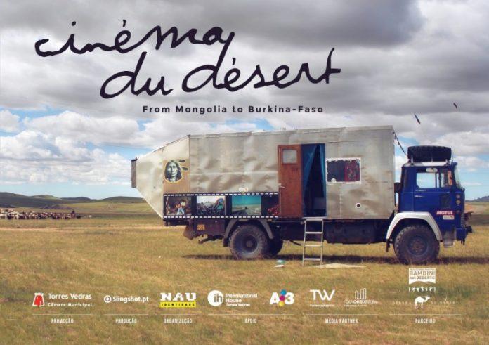 Cinéma du Désert: um camião com mais de 100.000 kms história para ficar a conhecer no Bang Awards