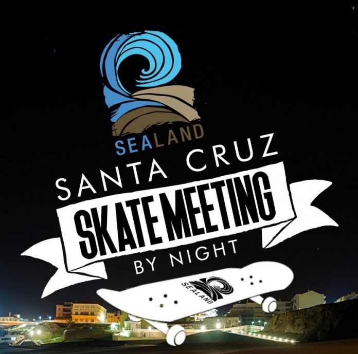 Santa Cruz Skate Meeting junta amantes do skate junto ao mar