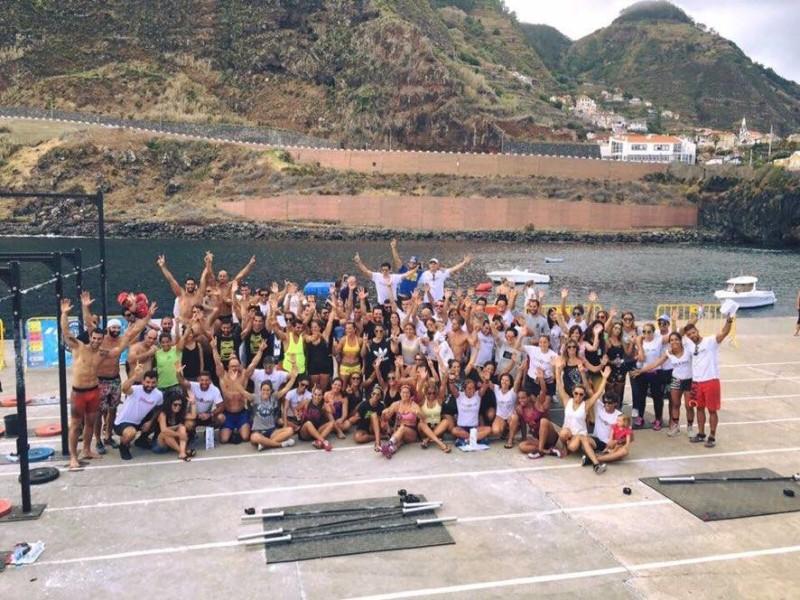 Atletas de Torres Vedras participam no Madeira Cross Games