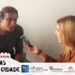 """Elias Lammam em Torres Vedras: o acordeonista libanês que se sente """"em casa"""""""
