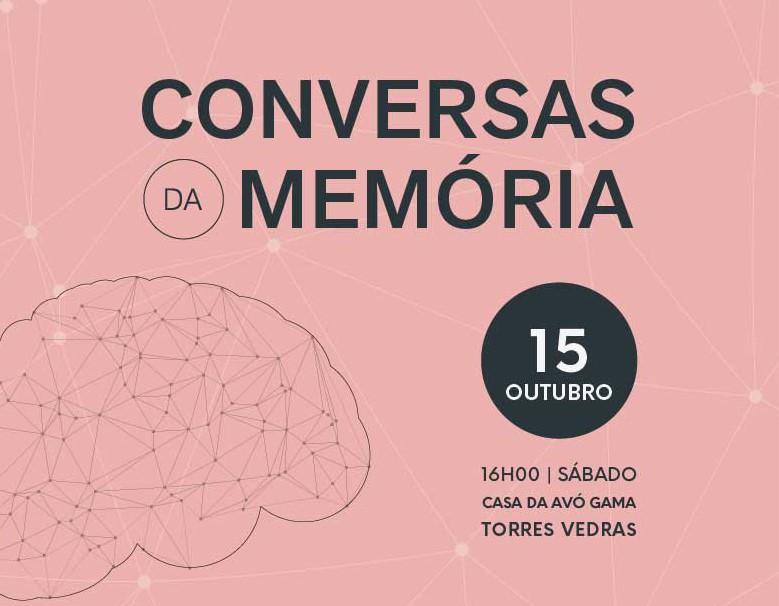 """""""Envelhecimento e Comunicação"""" no centro das próximas Conversas da Memória"""