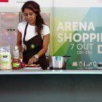 Arena Shopping Day: música, comida, promoções e festa até à noite