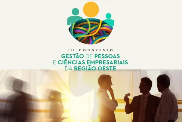 ISPO organiza 3º Congresso de Gestão de Pessoas do Oeste este Sábado