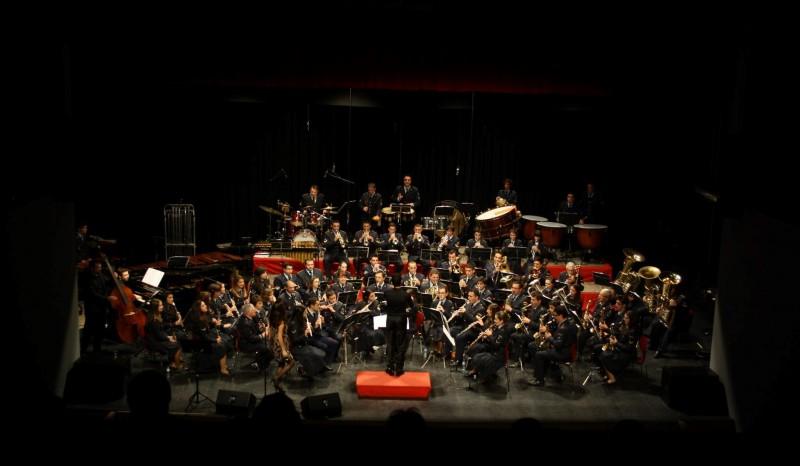 Concerto da Banda de Música da Associação Humanitária Bombeiros Voluntários de Torres Vedras