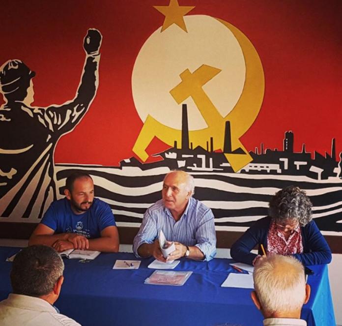 PCP prepara Congresso com militantes de Torres Vedras e Lourinhã