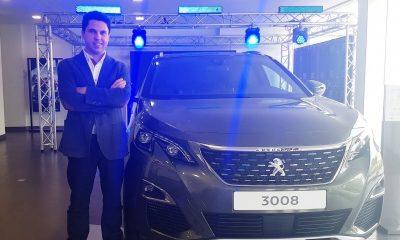 O novo 3008 da Peugeot já está em Torres Vedras
