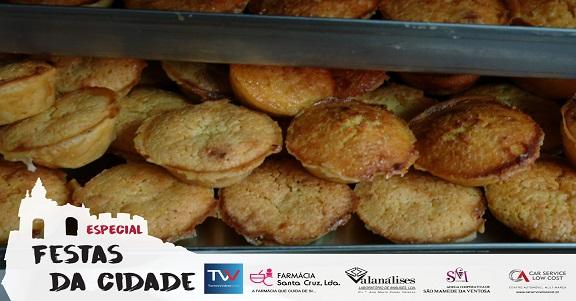 Pastéis de Feijão, uvada e vinho em destaque nas Festas da Cidade