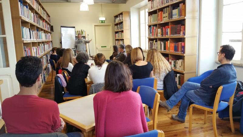 Ciclo de Literatura Clássica – Eneida de Virgílio na Associação Estufa