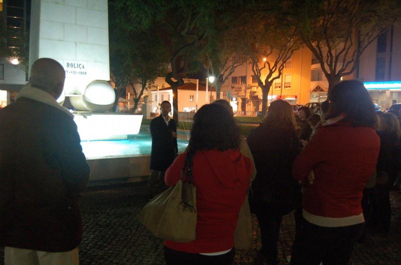 Andar na Rua: há cinco anos a calcorrear o centro histórico de Torres Vedras