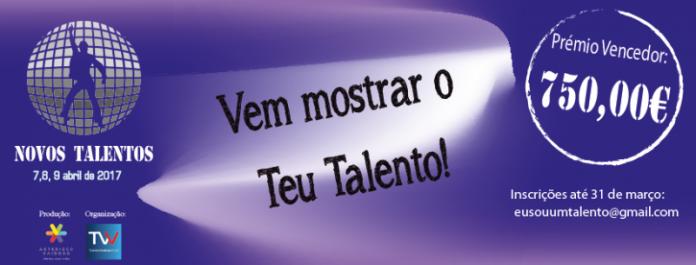 Novos talentos 2017