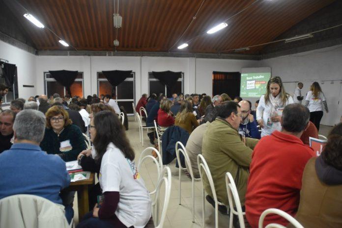 Orçamento Participativo 2016: Sessão de Participação de S. Pedro da Cadeira