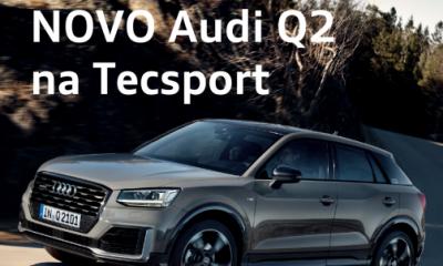 O novo Audi Q2 está a chegar a Torres Vedras