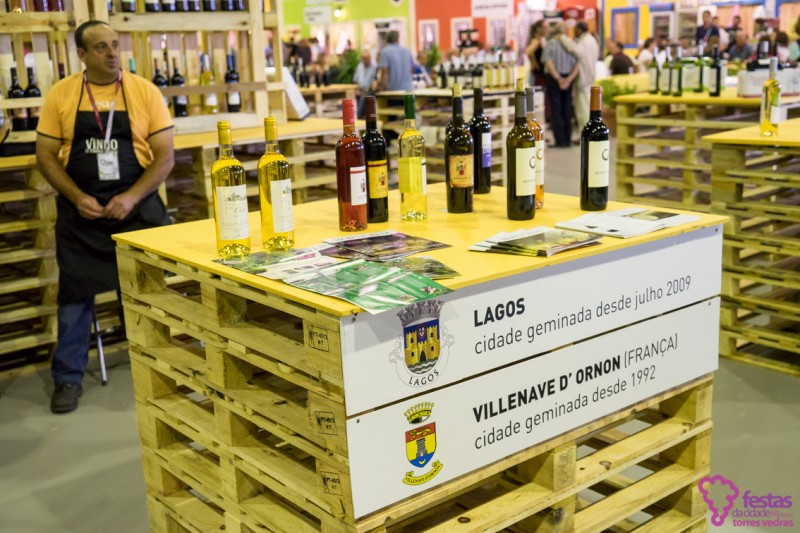 Vinho de Torres Vedras mais uma vez celebrado nas Festas da Cidade