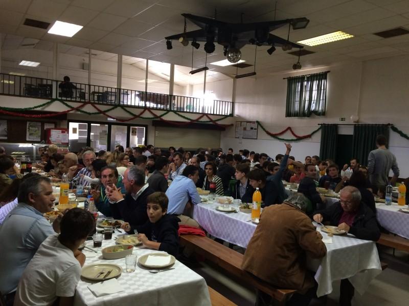 Almoço de encerramento de época da Academia Joaquim Agostinho