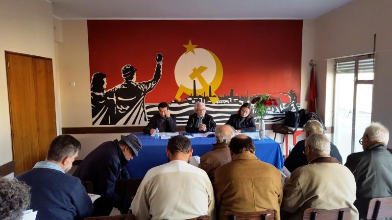 XII Assembleia da Organização do PCP em Torres Vedras elege Comissão Concelhia