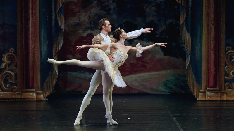 """""""A Bela Adormecida"""" pelo Russian Classical Ballet no Teatro-Cine de Torres Vedras"""