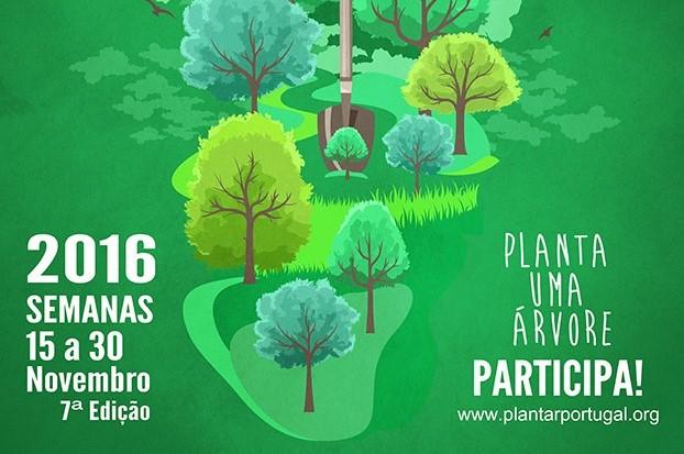 Município de Torres Vedras participa na Semana da Reflorestação Nacional