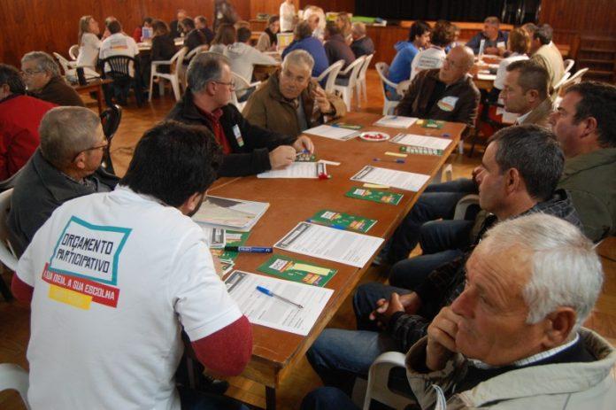 Orçamento Participativo de Torres Vedras 2016 - sessão de participação do Turcifal