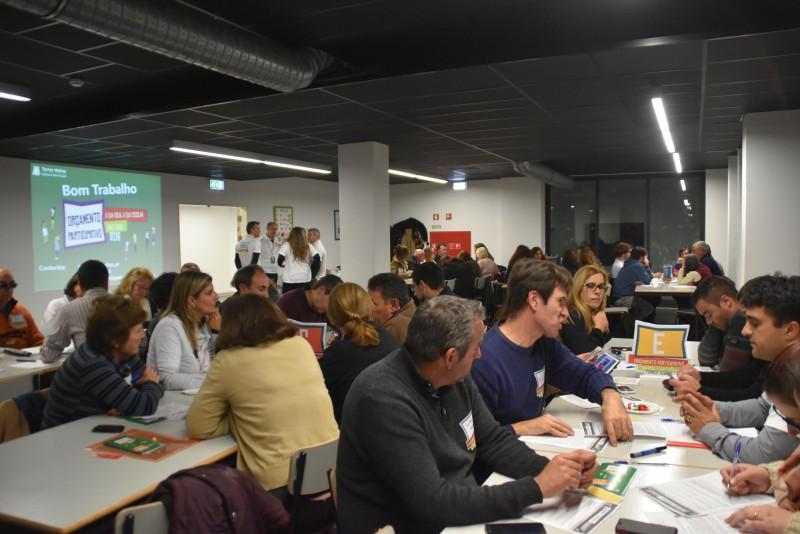 Orçamento Participativo de Torres Vedras - sessão de participação de Santa Maria, São Pedro e Matacães