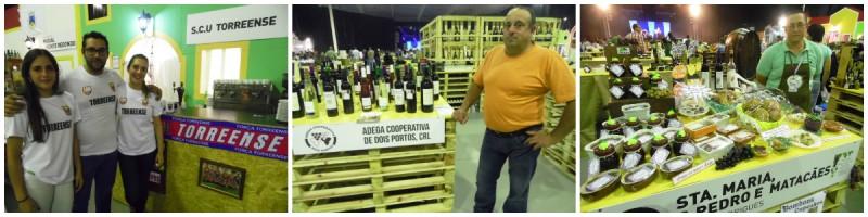 Uma noite nas tasquinhas das Festas da Cidade: petiscos, vinho e boa disposição