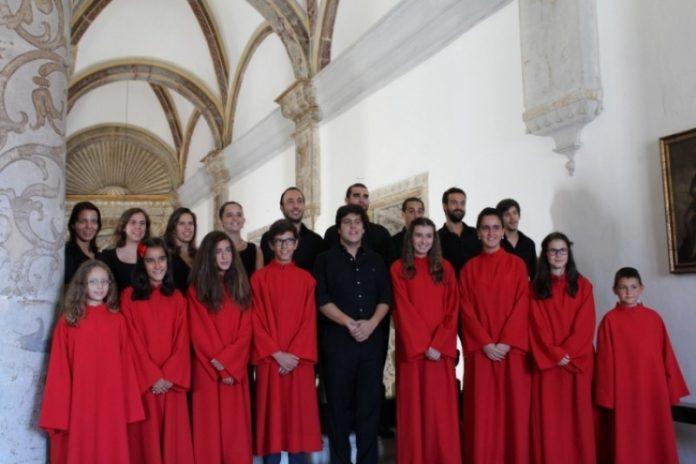 Schola Cantorum da Catedral de Santarém atua no âmbito do Ciclo de Órgão de Torres Vedras