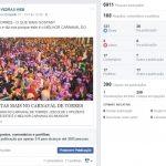 Carnaval de Torres Vedras: Seguidores TVW preferem o Tó'Candar