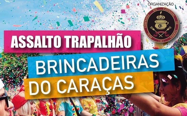 Real Confraria Organiza Assalto de Carnaval