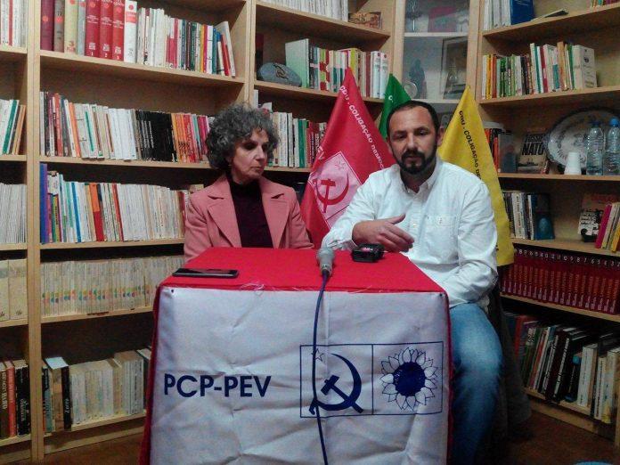 Já são conhecidos os candidatos da CDU em Torres Vedras: Sérgio Cipriano e Teresa Oliveira