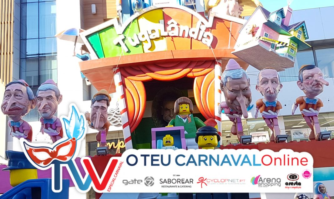Carnaval de Torres só Há Um!