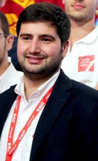 João Nicolau Reeleito Secretário Nacional da Juventude Socialista
