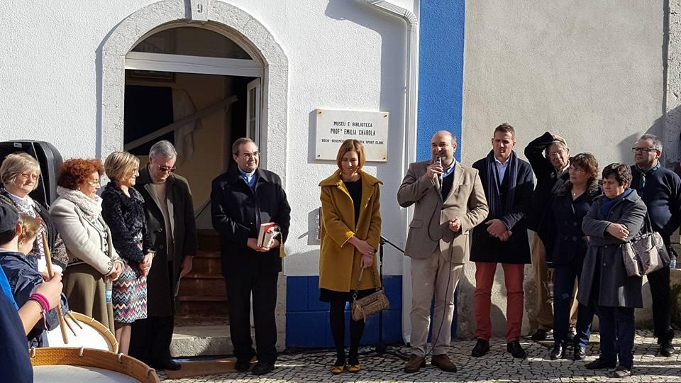 Aniversário do Freiria Sport Clube e Inauguração da Casa-Museu D. Lia