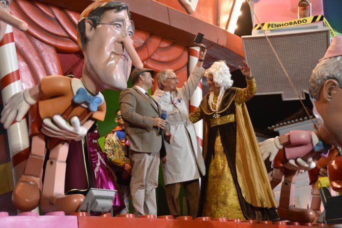 Júlio Isidro homenageado pela Câmara Municipal de Torres Vedras e pela Real Confraria