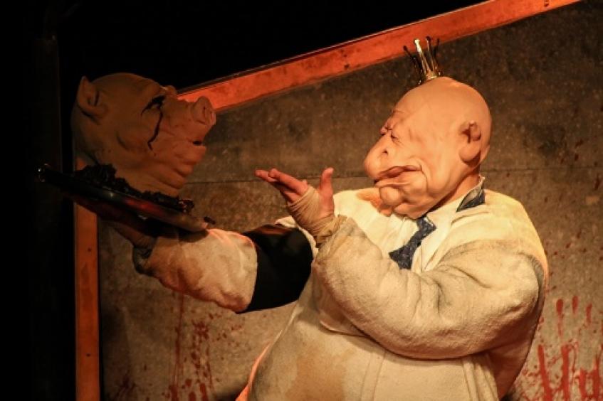 Companhia Cão à Chuva traz performance/clown ao Teatro-Cine de Torres Vedras