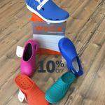 10% desconto calçado profissional
